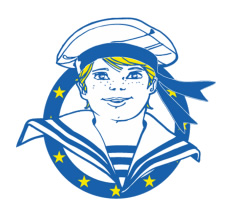 Zeeman (sailor), the logo for a clothing and household shop