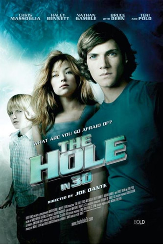 The Hole, movieposter