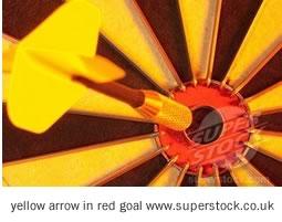 targeted arrow